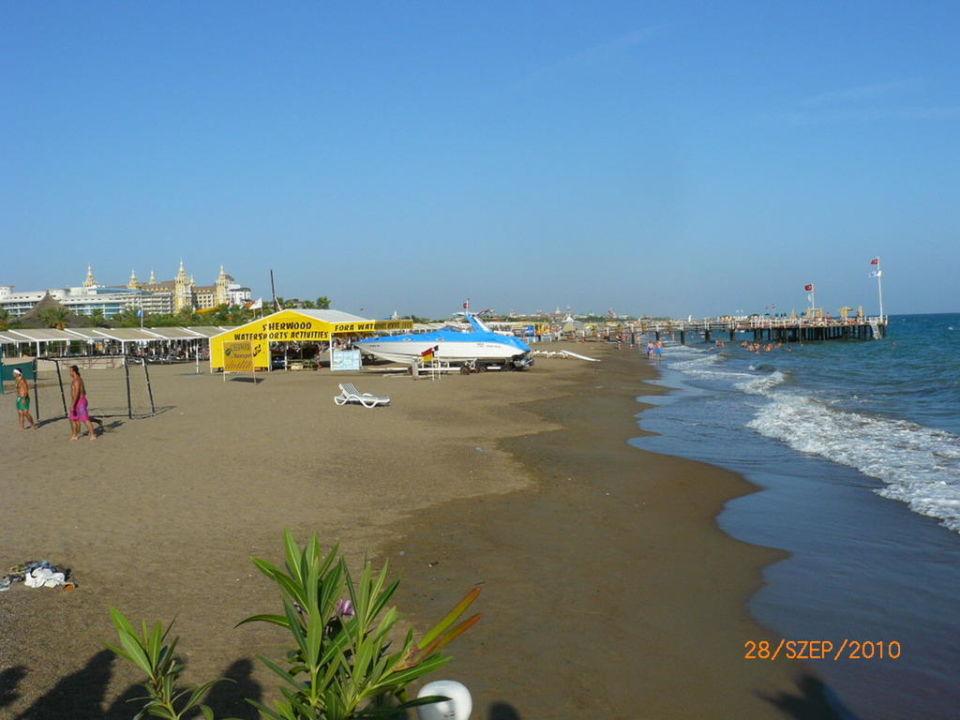 Beach Hotel Sherwood Breezes Resort