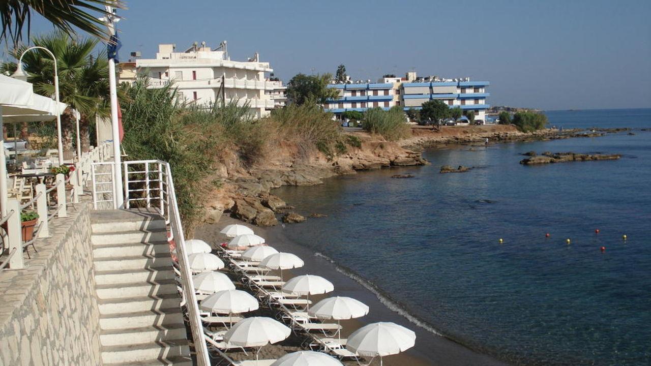 Hotel Glaros Beach In Griechenland