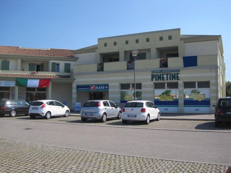 Caorle Supermarkt