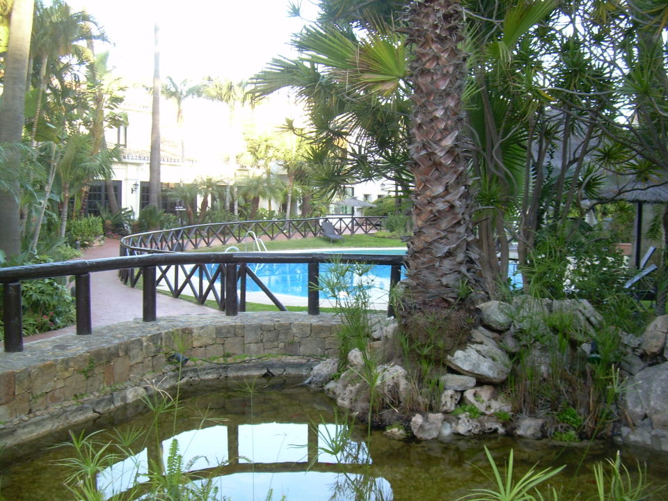 Gartenanlage BlueBay Banús