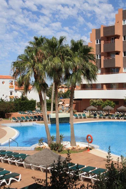 Pool Aparthotel Arena Center