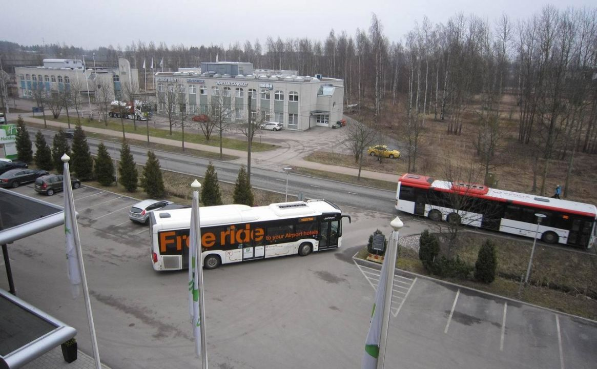Free Shuttle Bus From Executive Room 408 Hotel Holiday Inn