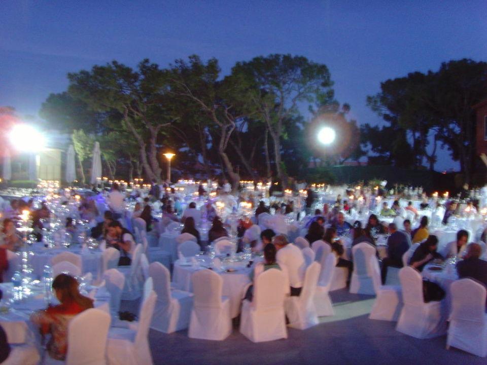 Gala Dinner Rixos Sungate