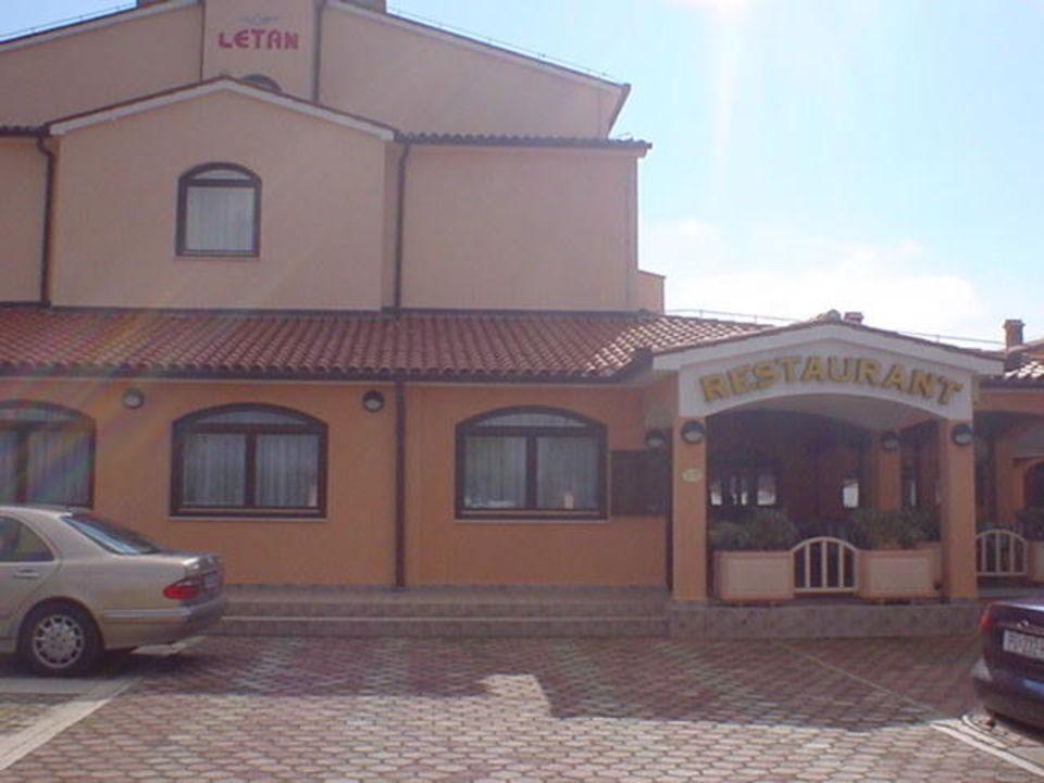 Kroatien - Istrien - Hotel Villa Letan Villa Letan