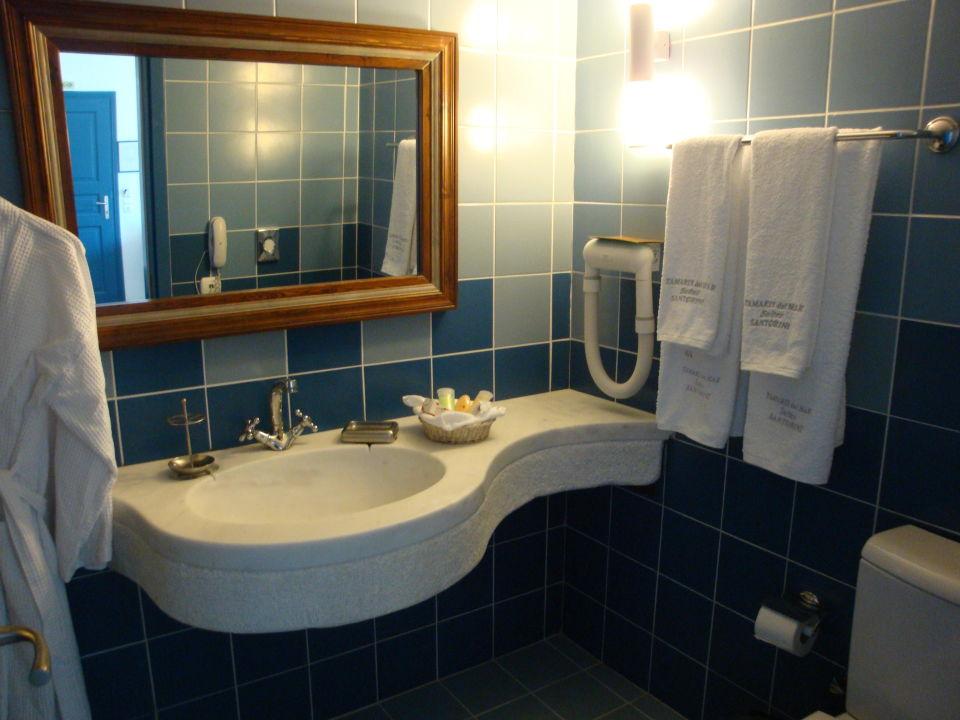 Bad ohne fenster zimmer 207 hotel tamarix del mar kamari holidaycheck santorin - Bad ohne fenster ...