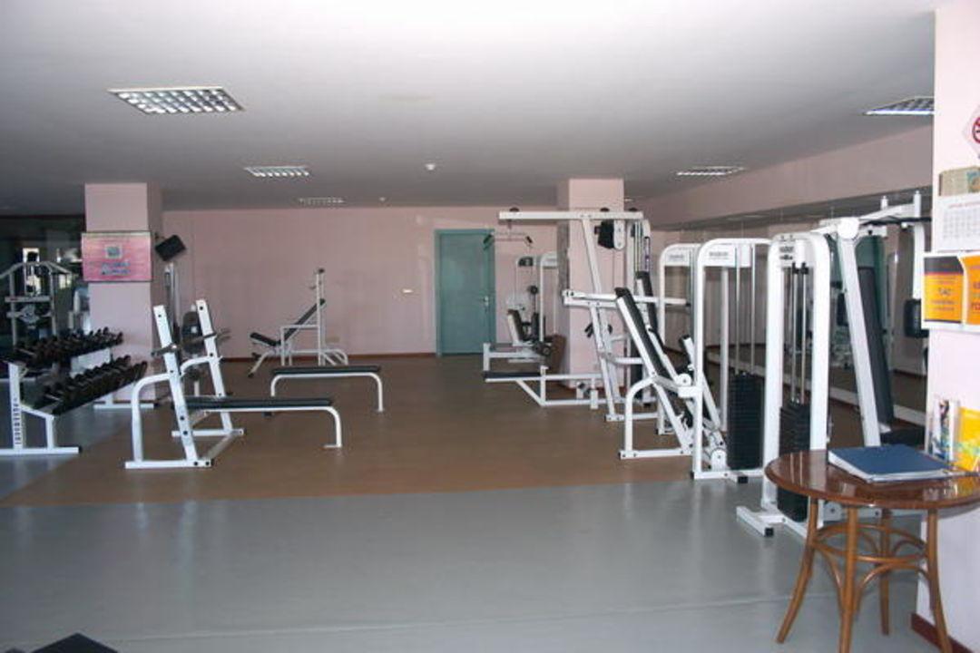 Fitnessraum Ramada Resort Bodrum