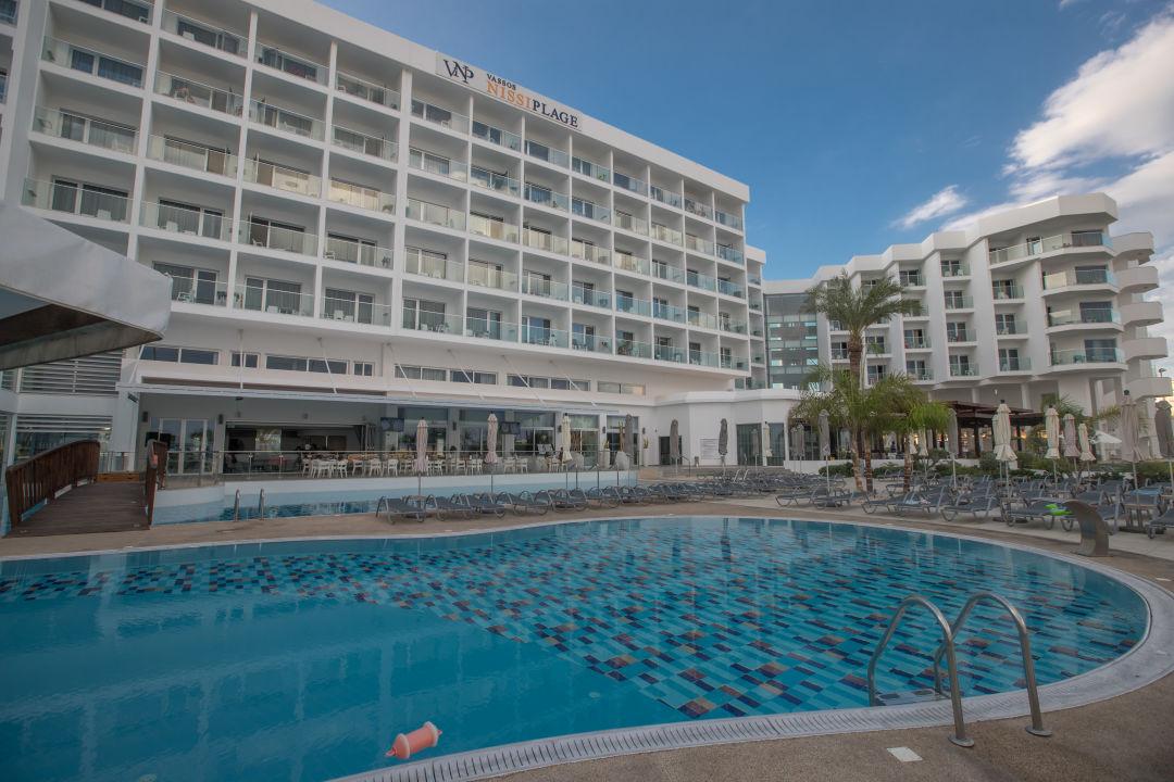 Pool Hotel Vassos Nissi Plage