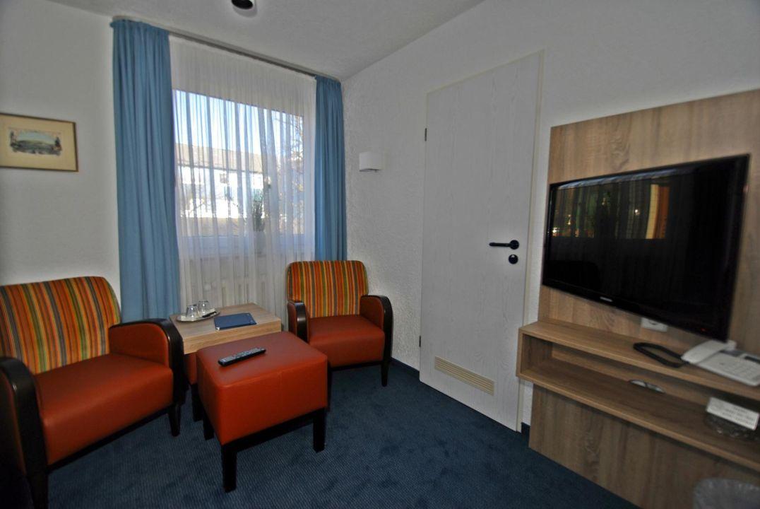 Landseite Hotel Quisisana