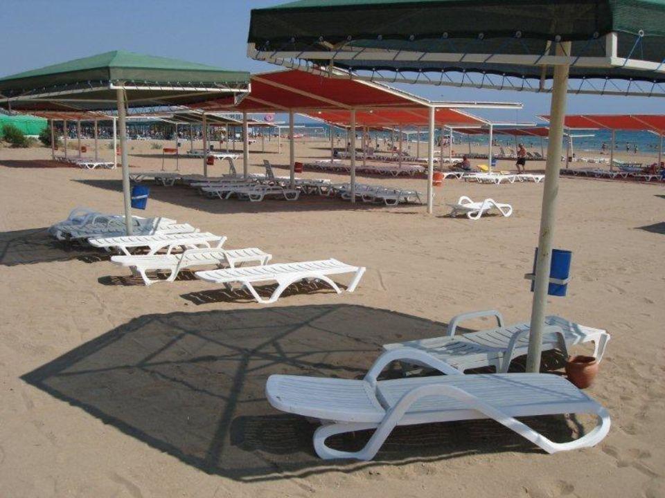 Strand des gesamten Kamelya World Kamelya Collection Hotel Fulya