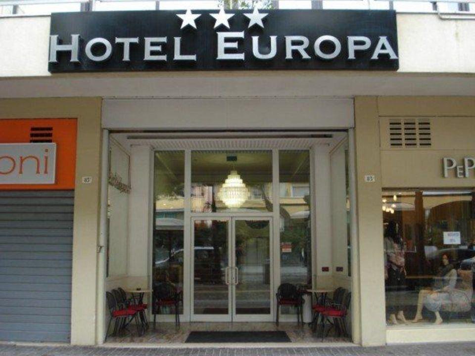 Hotel Europa Rimini\
