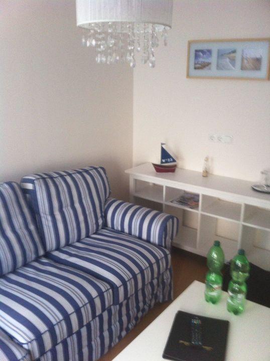 """wohnzimmer ikea bilder:Bild """"Das Wohnzimmer. IKEA bis ins Detail"""" zu Hotel Landhaus Bode in"""