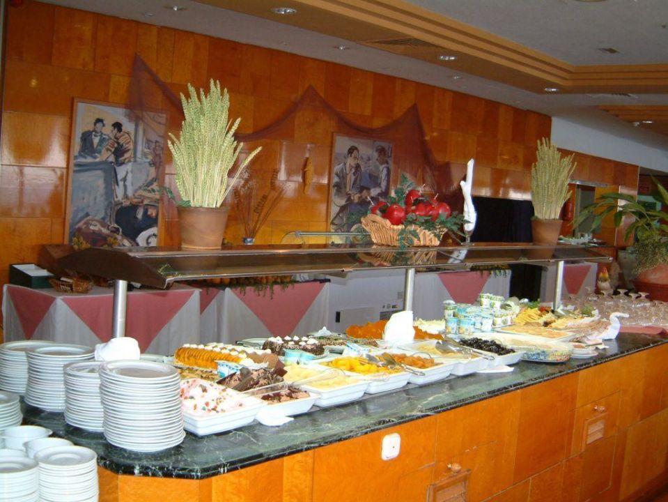 Nachspeisenbuffet Hotel Best Semiramis