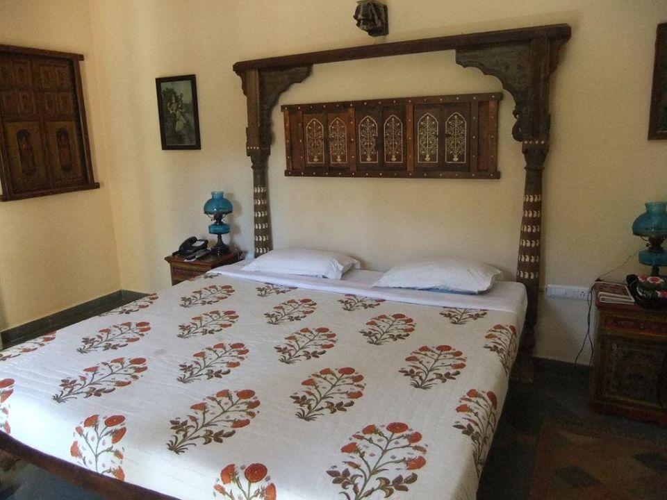 Unser Schlafzimmer Hotel The Royal Retreat