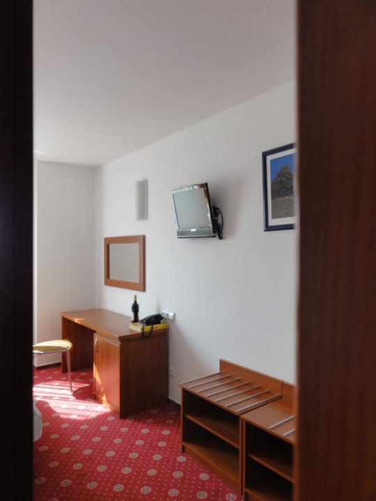 Hotel Slavia - Zimmer Hotel Slavia