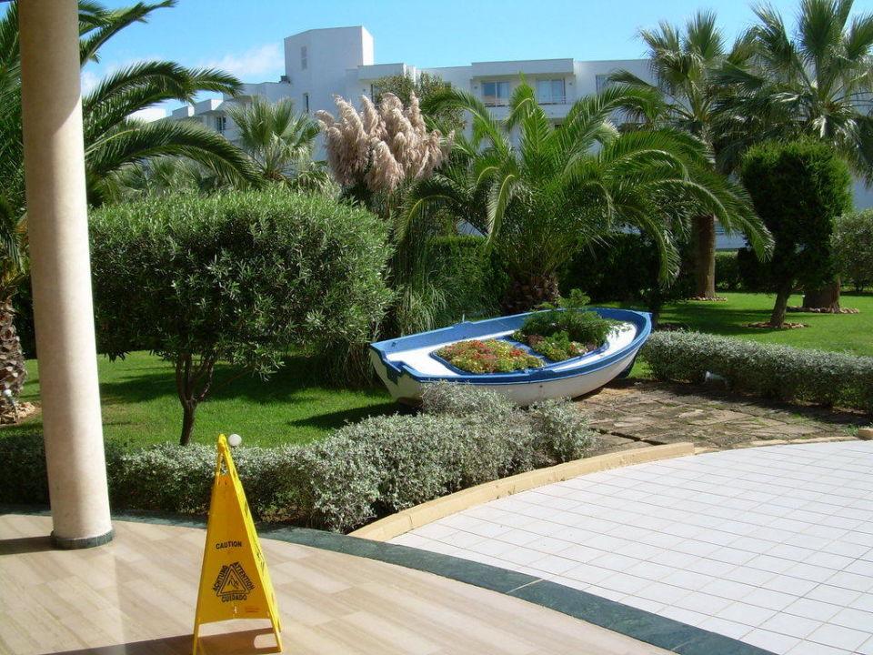 Gartenanlage Orient Beach allsun Hotel Orient Beach