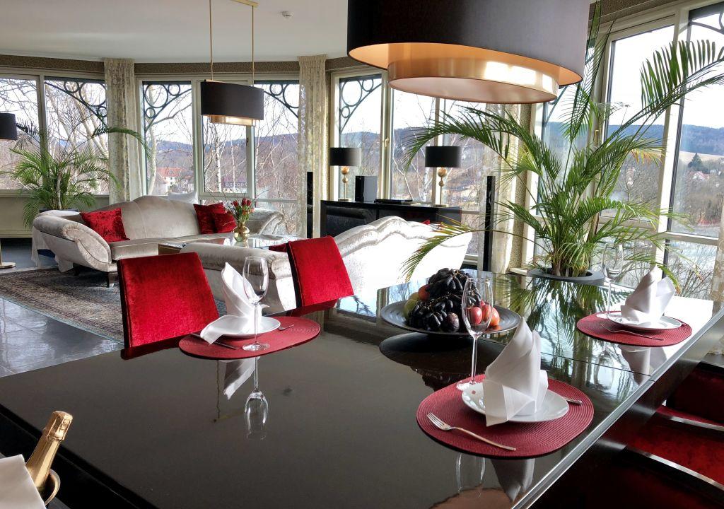sonnen suite hotel bei schumann schirgiswalde kirschau holidaycheck sachsen deutschland. Black Bedroom Furniture Sets. Home Design Ideas
