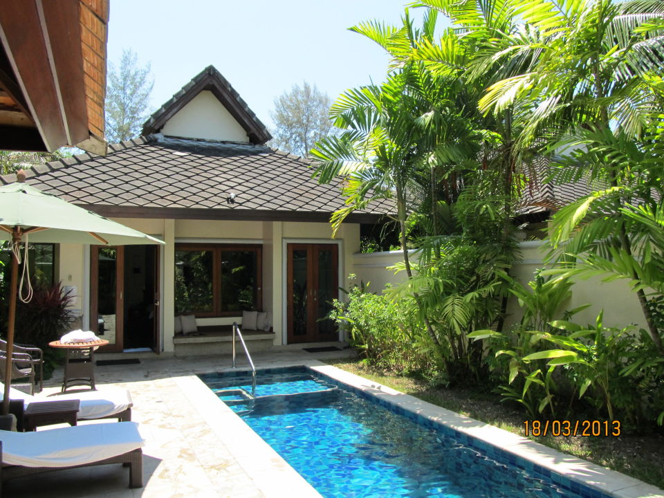 pool villa au en pullman khao lak katiliya resort spa