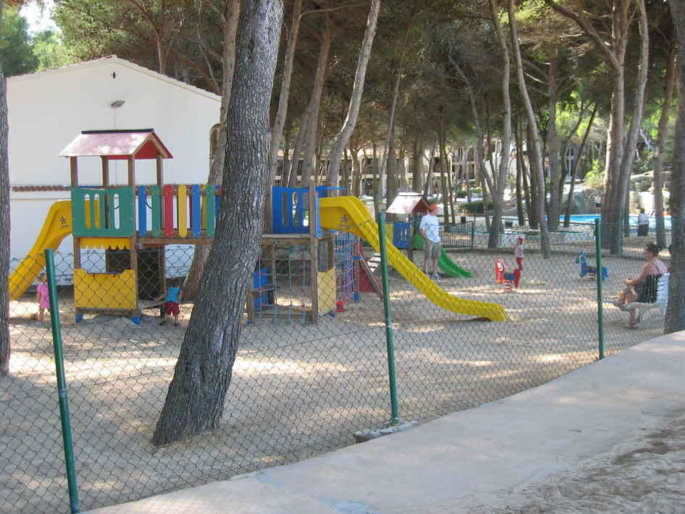 Kinderspielplatz Son Parc Resort Sol Parc