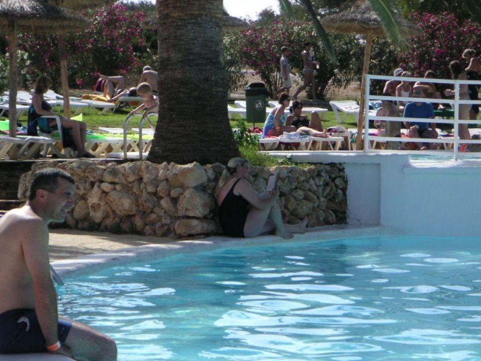 Oberer Pool Sun Club Eldorado
