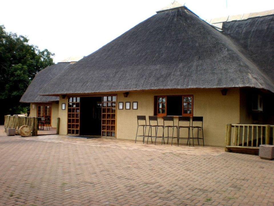 Restaurant Hotel Restcamp Skukuza