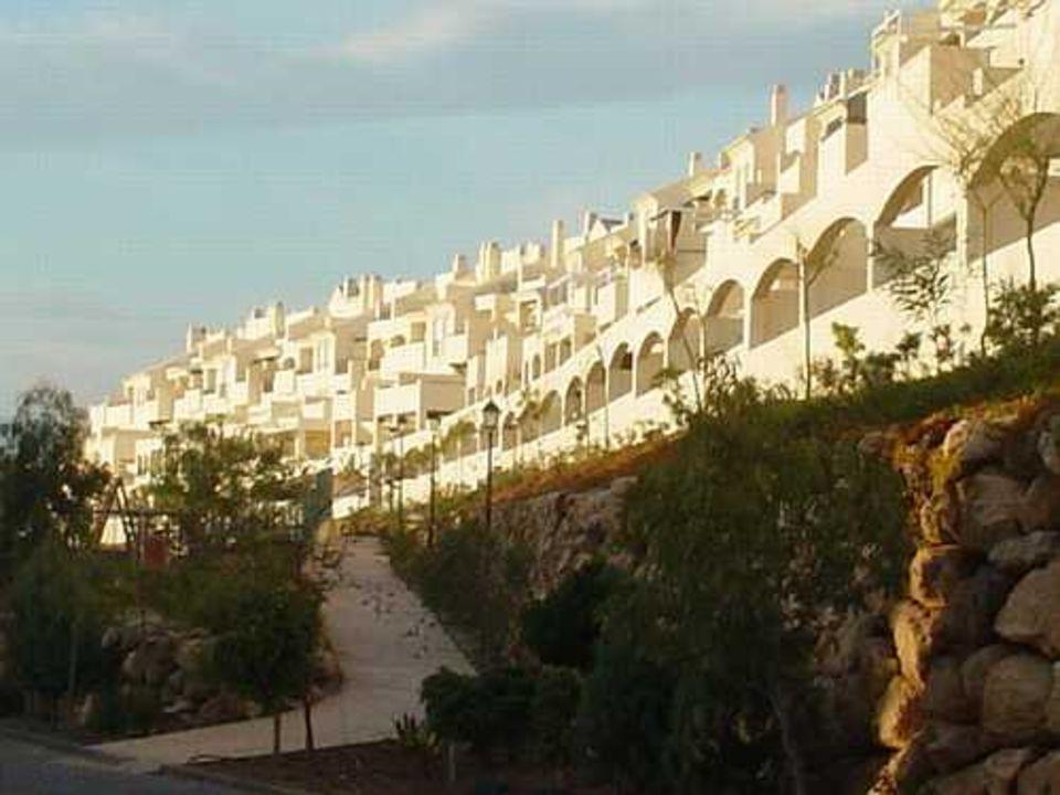 Apartment block at Almerimar Ferienhaus Villa Bella Vista