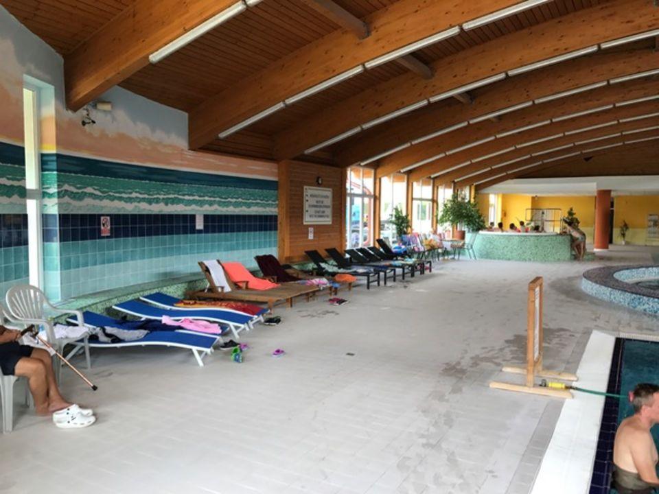 Pool Wellness Hotel Frymburk