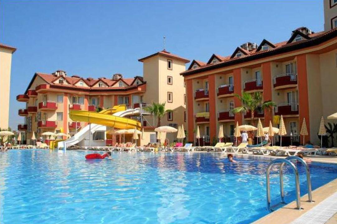 Pool Hotel Orfeus Park
