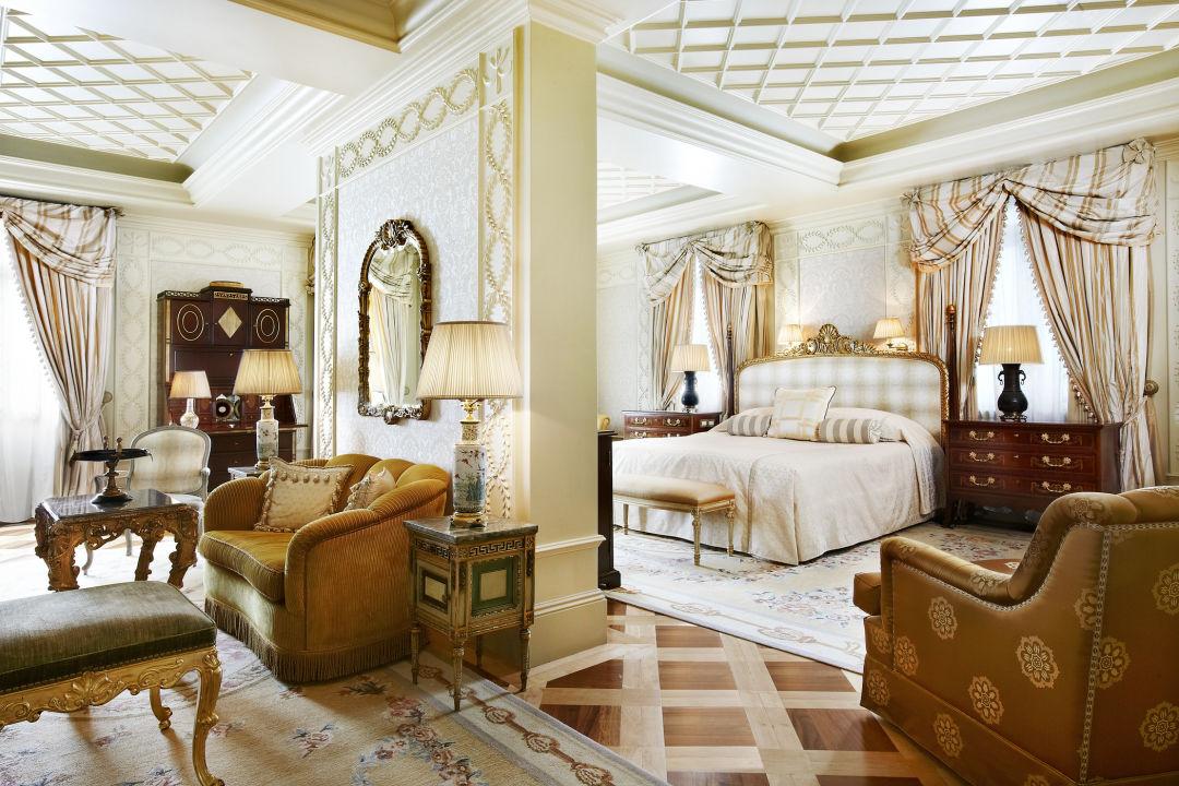 Zimmer Hotel Grande Bretagne