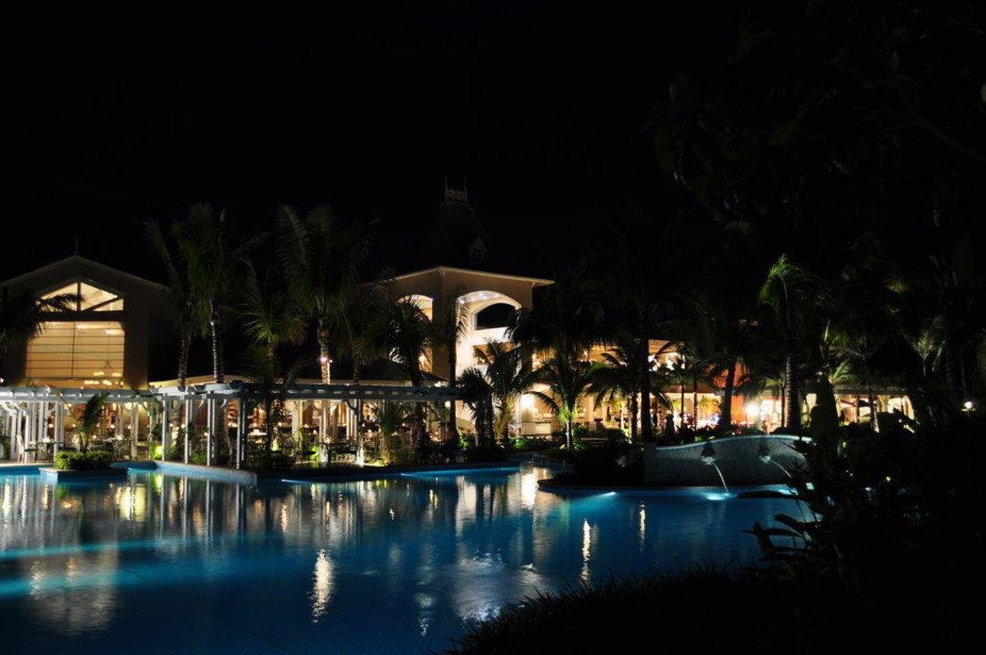 Bei Nacht Sugar Beach – A Sun Resort, Mauritius