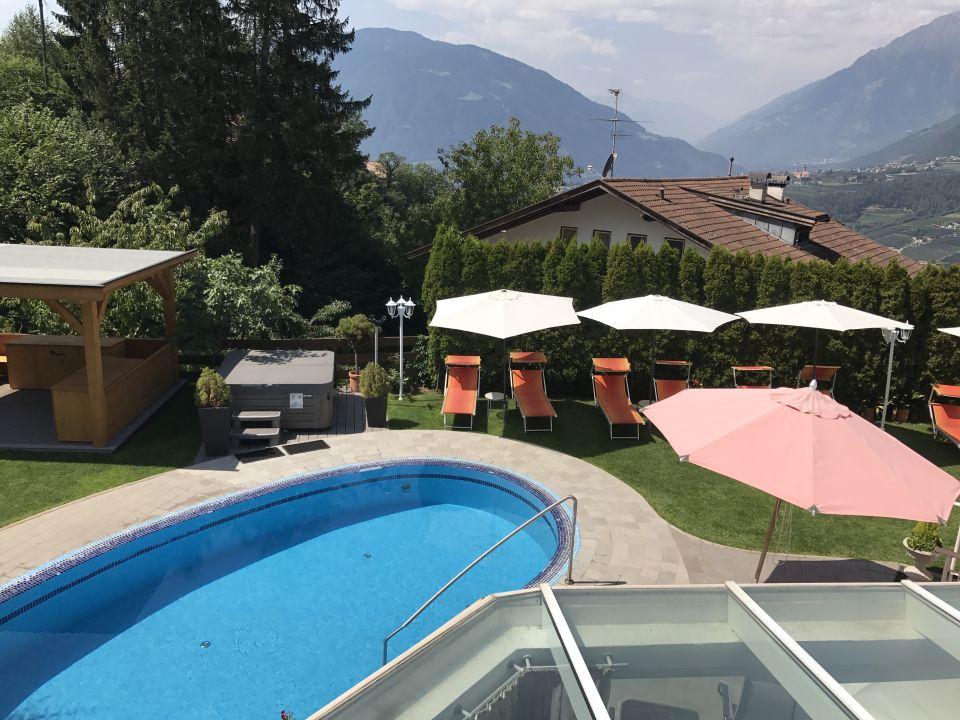 Pool Hotel Grafenstein