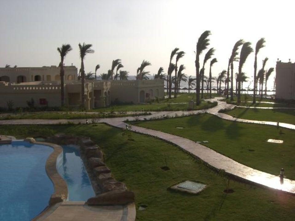 Ausblick vom Zimmer Juniorsuite Rixos Sharm El Sheikh