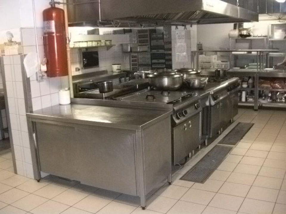 Hotelküche TUI MAGIC LIFE Sarigerme