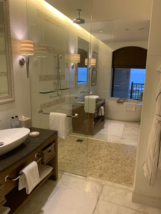 Zimmer The St. Regis Saadiyat Island Resort, Abu Dhabi
