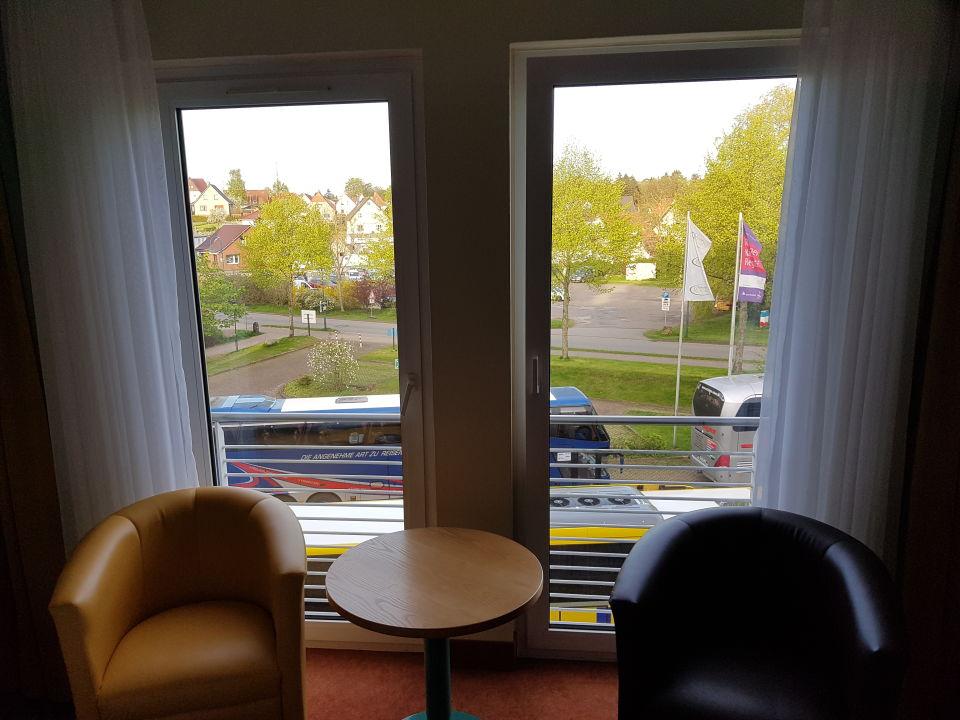 Ausblick Parkhotel Rügen