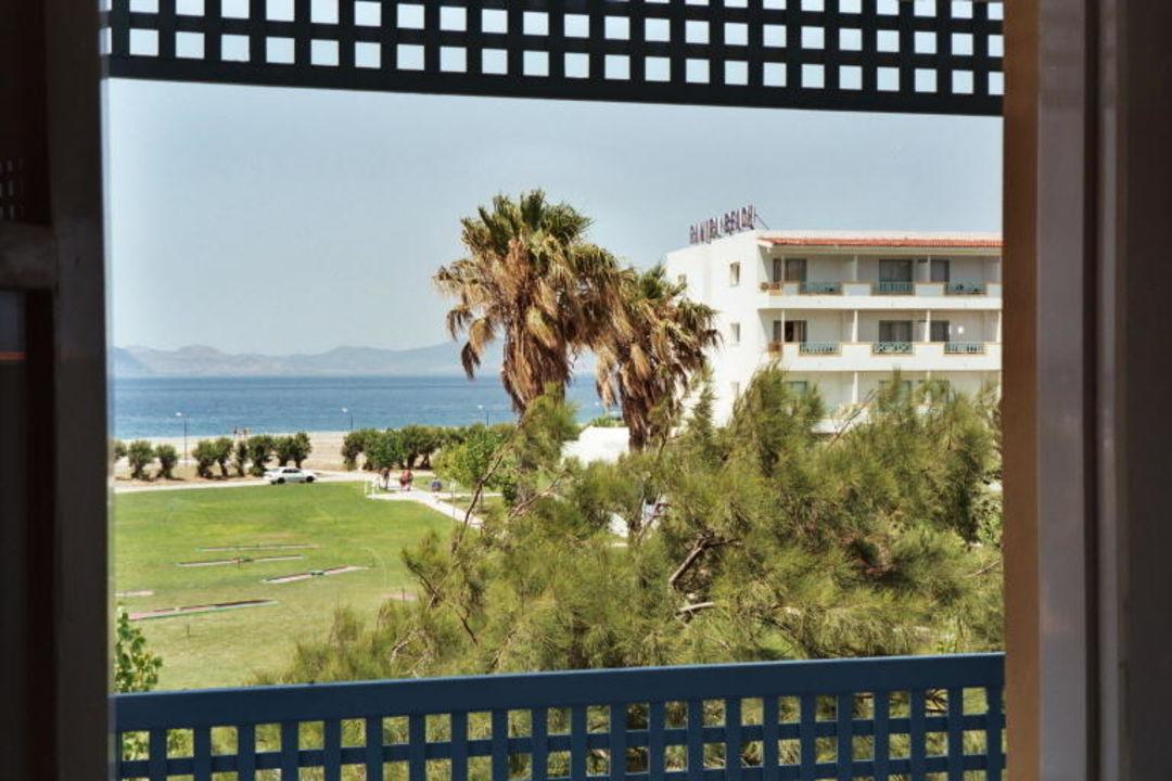 Mitsis Hotel Ramira Beach-Blick zur türkischen Küste Mitsis Ramira Beach Hotel
