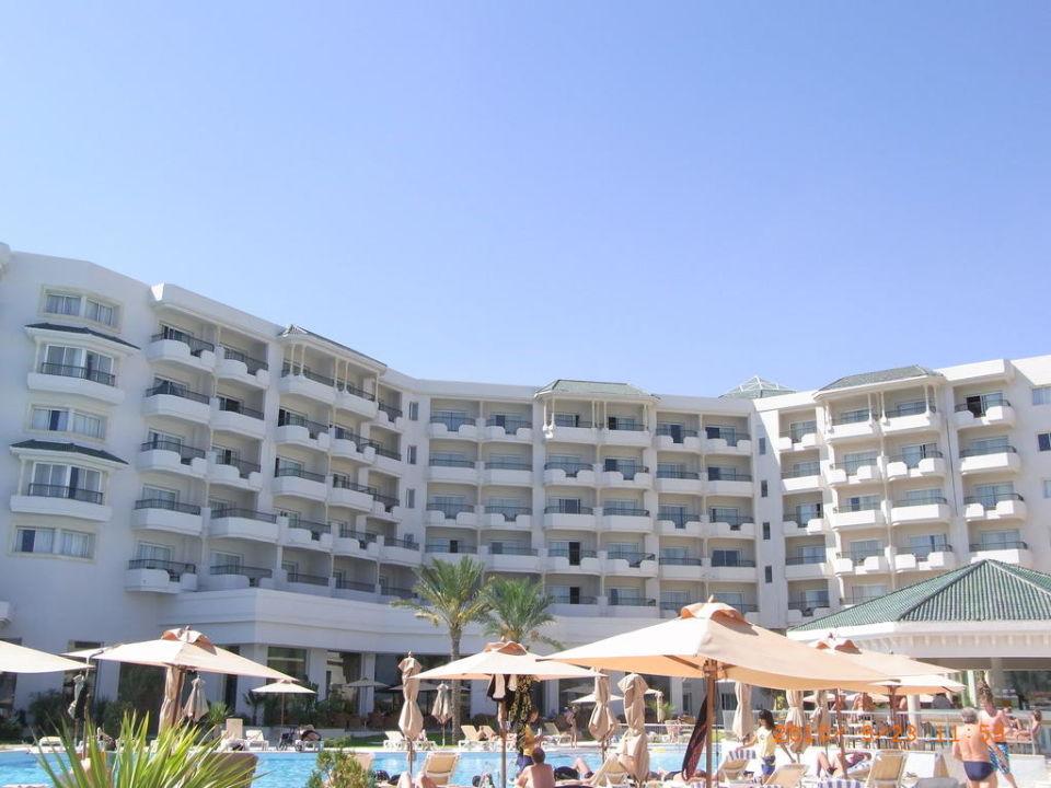 Zimmer ohne Sonne Iberostar Royal El Mansour & Thalasso