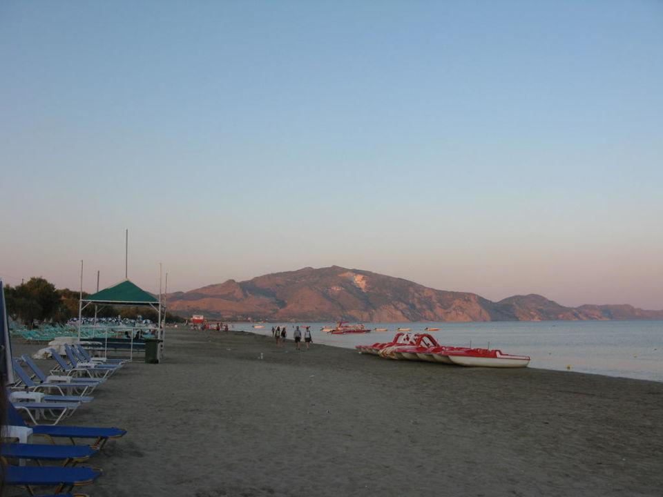 Plaża Hotel Poseidon Beach