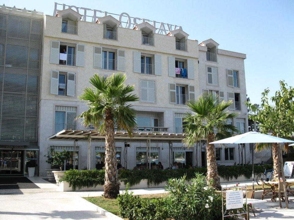 Hotel mit Restaurant  Hotel Osejava