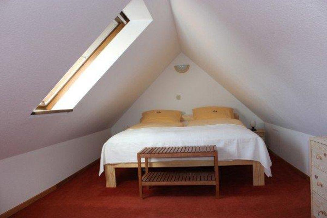Schlafzimmer Unter Dem Dach Ferienwohnungen Altstadtidylle