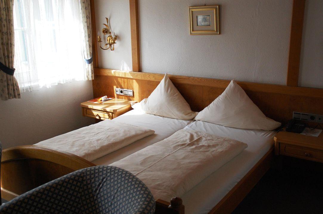 Blick aus dem Zimmer Hotel Adler Oberstaufen
