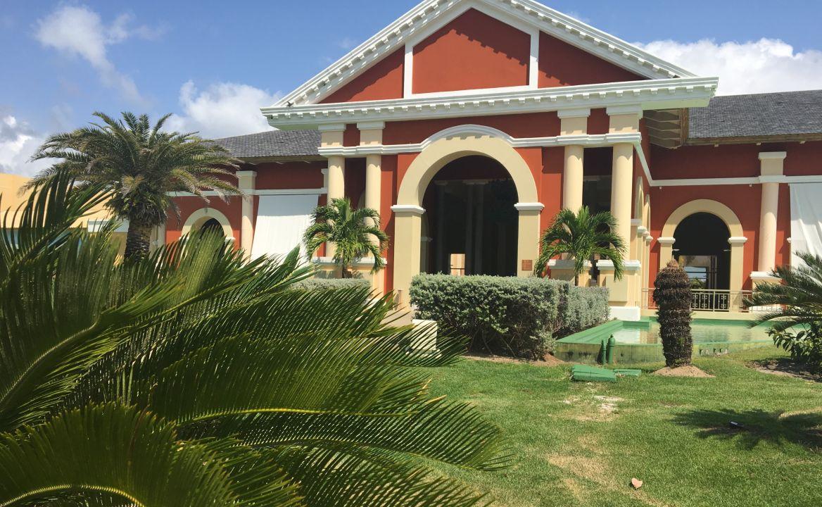 Gartenanlage Iberostar Bahia