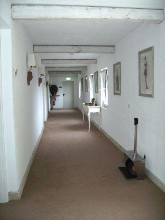 Hotelflur Hotel Zur Linde