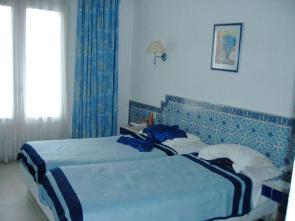Zimmeransicht Hotel Houria Palace