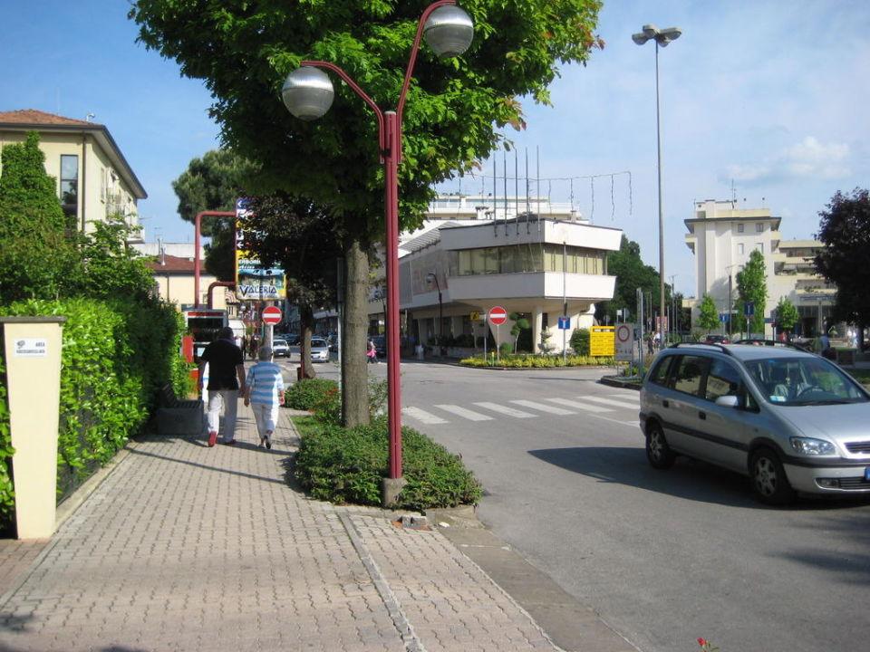 Hotelstrasse Hotel Olympia Terme
