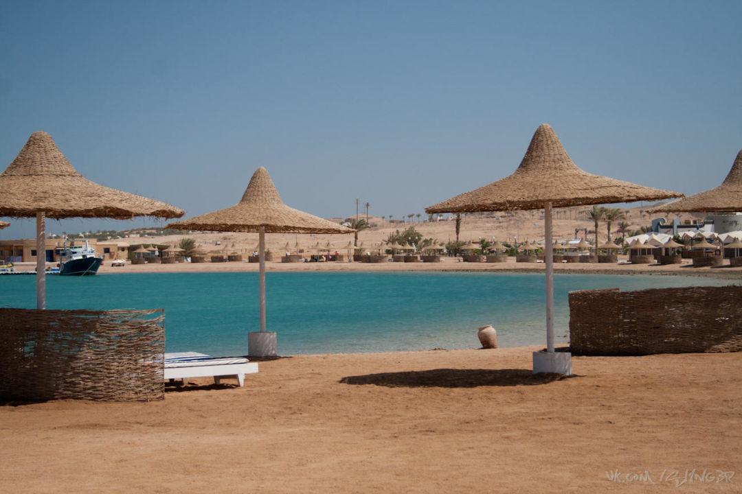 Пляж Coral Beach Hurghada