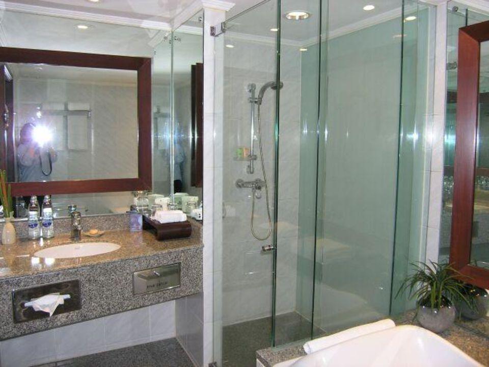 Sofitel Silom - Bad im Clubzimmer Hotel Pullman Bangkok Hotel G