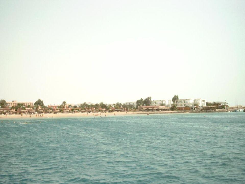 Strand vom Paradise Beach Resort Sol Y Mar Hotel Paradise Beach