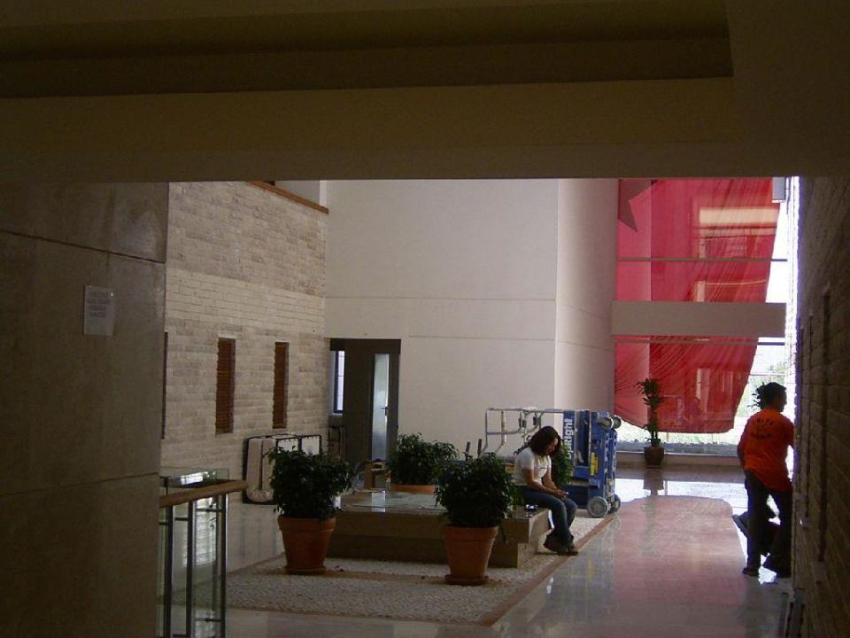 Baustelle im Block 2 lti Xanthe Resort & Spa