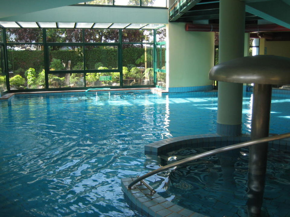 Innenpool Hotel Olympia Terme