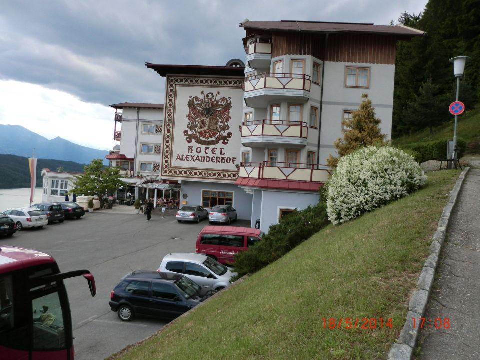 Bild tolle anlage und sehr ruhig zu hotel alexanderhof for Tolle hotels